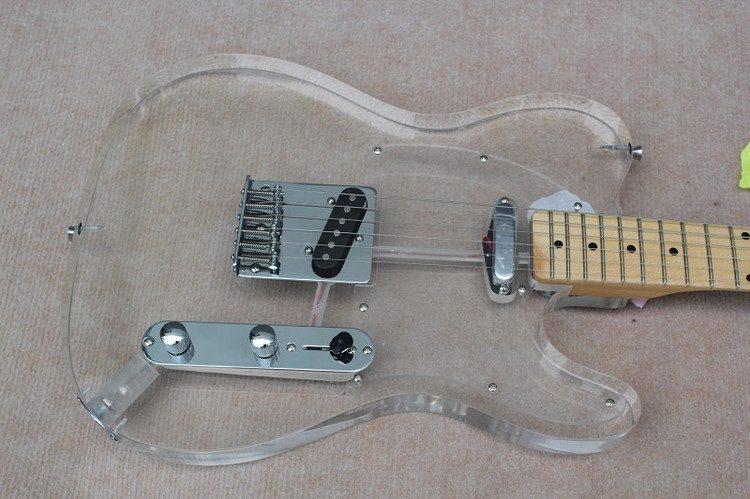 Crystal Fender Telecaster (1/10)