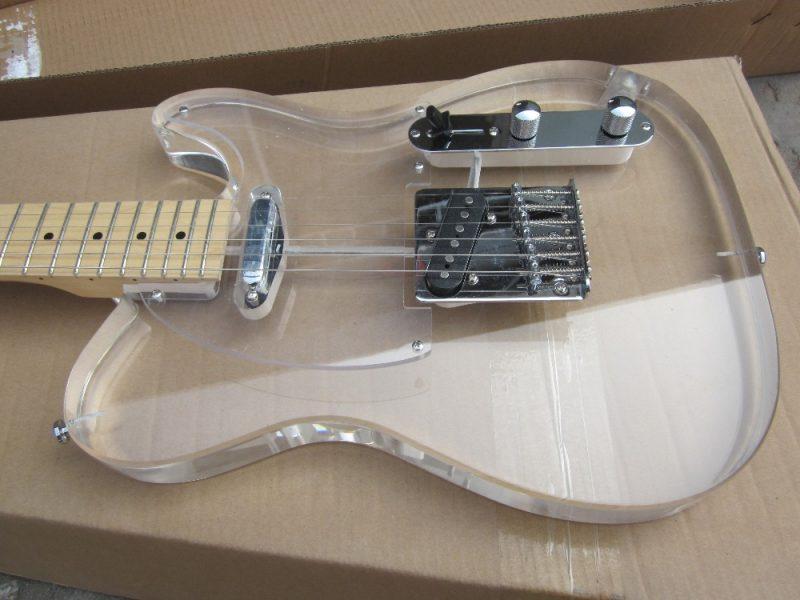 Crystal Fender Telecaster (2/10)