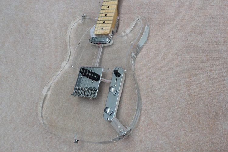 Crystal Fender Telecaster (3/10)