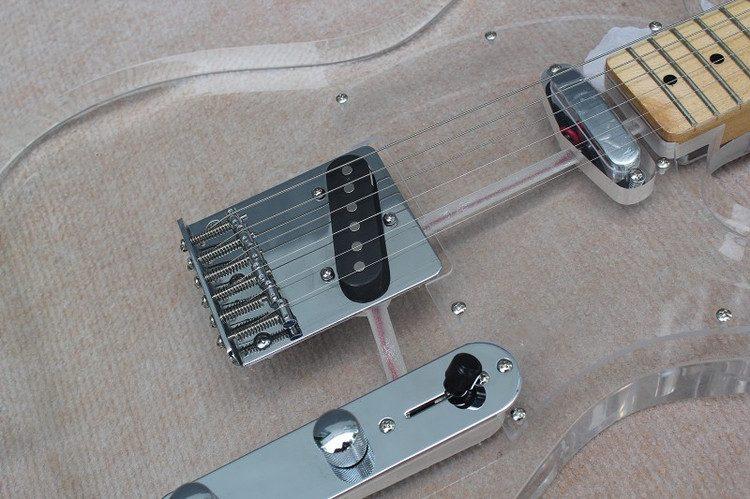 Crystal Fender Telecaster (5/10)