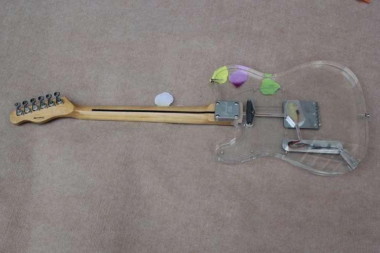 Crystal Fender Telecaster (6/10)