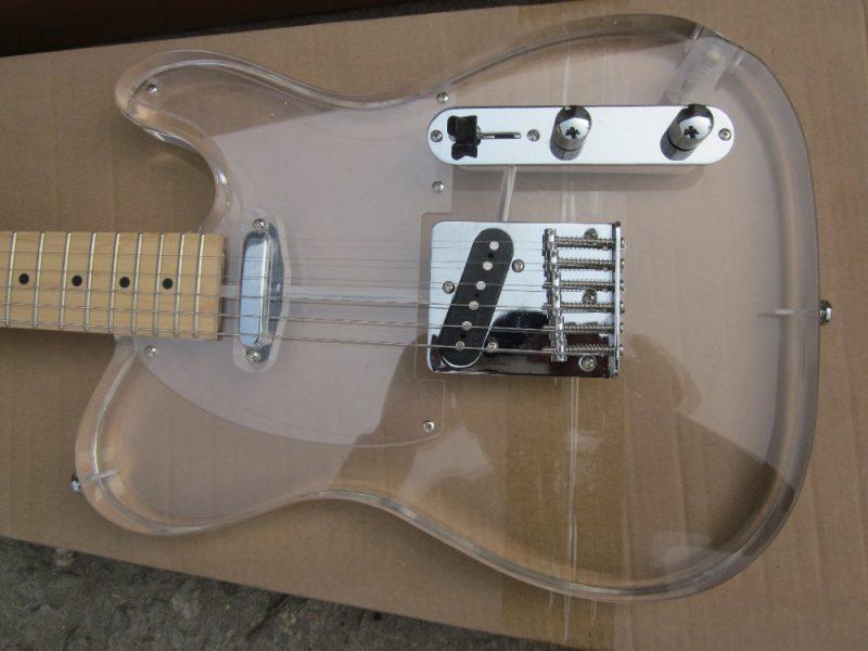 Crystal Fender Telecaster (8/10)