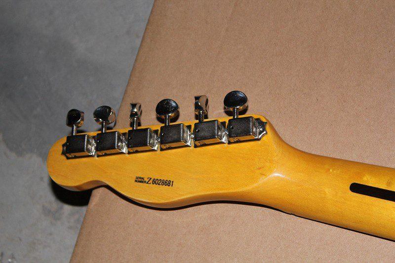 Fender Telecaster (11/14)